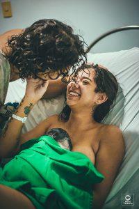 Parto orgásmico ou o parto como prazer