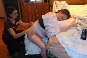 trabalho de parto