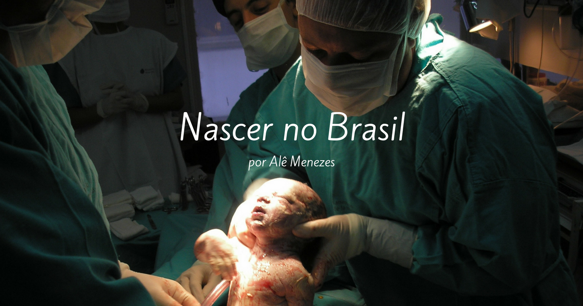 nascer no brasil