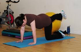 Gestante yoga