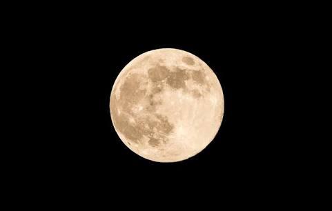 lua na gestação