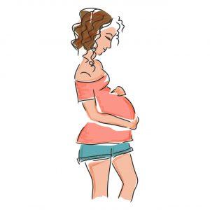sinais do trabalho de parto