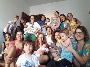 A importância do apoio para uma maternidade ativa