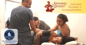 Aula Spinning Babies® para Gestantes - Conforto na gestação e um parto mais fácil!