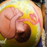 Você sabe o que é Arte Gestacional?