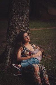 Amamentar reduz risco de câner de mama
