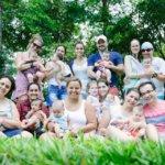 Entre mães!!  Como grupos de gestantes podem te ajudar!
