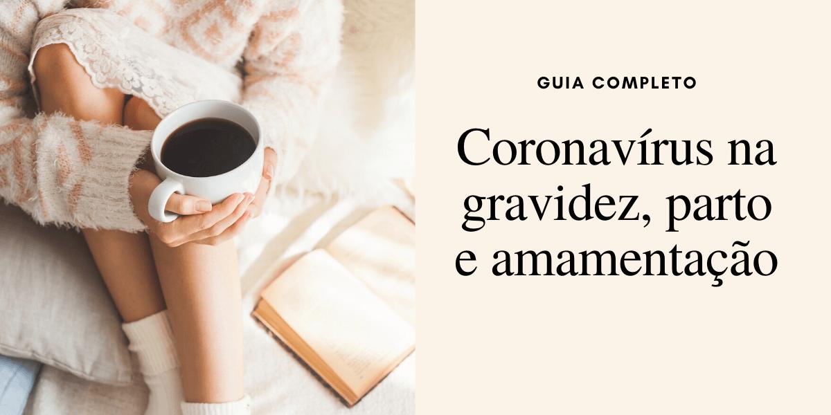 coronavirus na gravidez